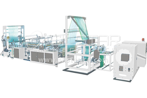 The Emerging Trends and Demand of Bag Making Machine Market