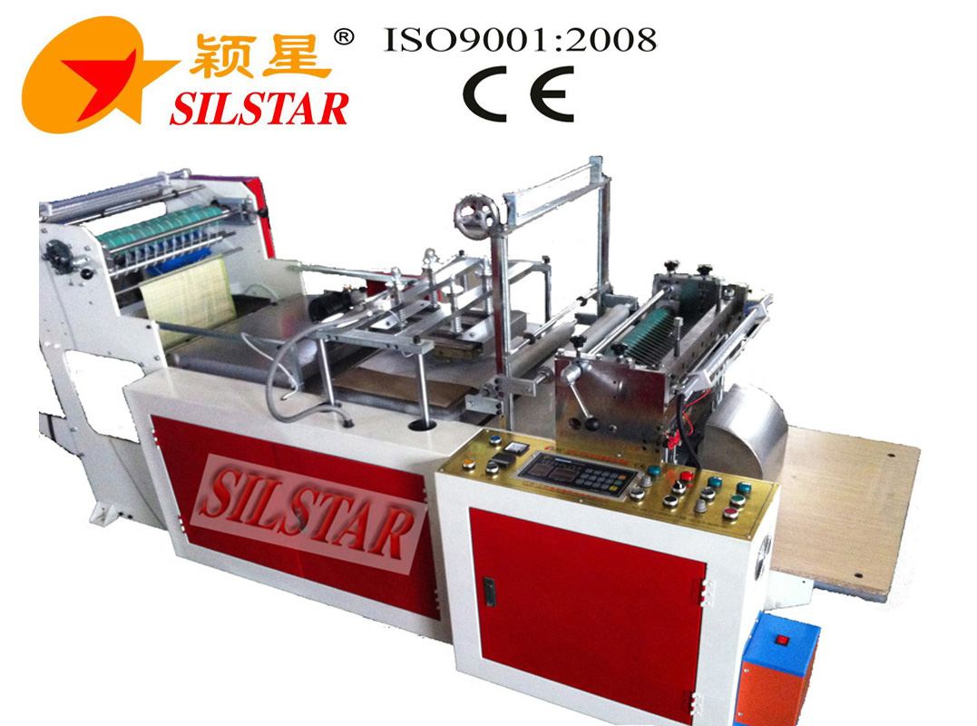 GBA-600 Plastic glove making machine