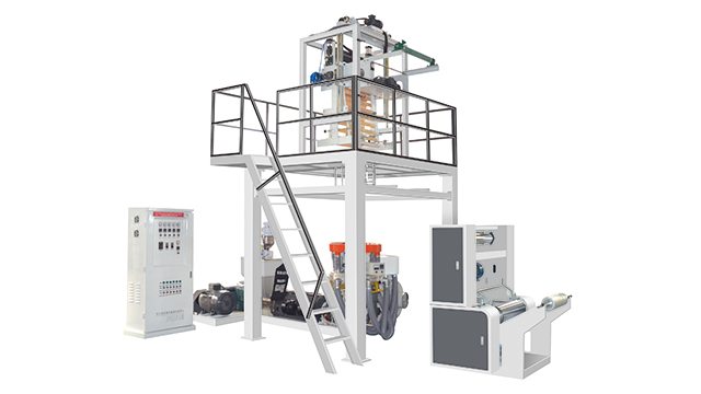 6-1-1 One layer single head blown film machine 640x360.jpg